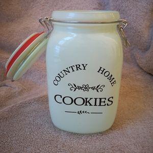 """🍪 Cookie Jar """"Country Home Cookies"""""""